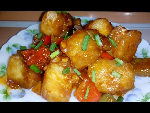 Chilli Fish Recipe | Indo Chinese Fish Recipe