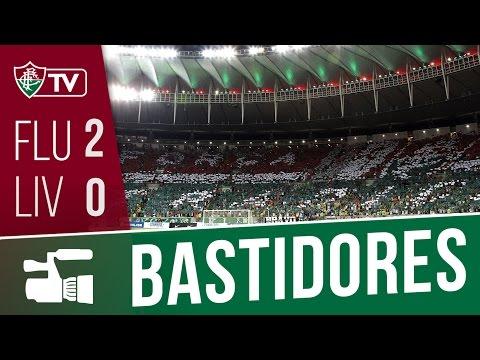 6279f1fe51 FREE STYLE FluTV - Bastidores - Fluminense 2 x 0 Liverpool-URU -  Sul-Americana Data  06 04 2017. Por  Fluminense Football Club