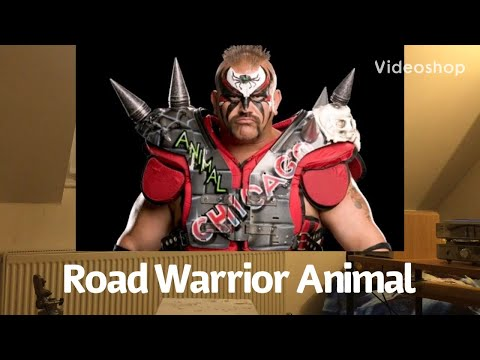 Road Warrior Animal (WWE) Celebrity Ghost Box Interview Evp
