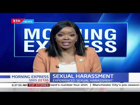 Eye on sexual harassment in the media- part two