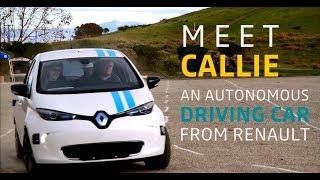 La guida autonoma di Renault per evitare gli ostacoli - Video Prototipi e Concept
