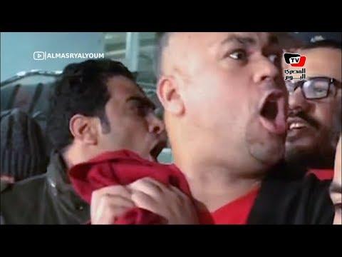 شادي محمد يهتف: «الدوري في الجزيرة».. والخطيب يشير لإيقاف سباب الزمالك