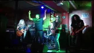 Video Blue Cat Alive Rock Fabric 21.4.2018