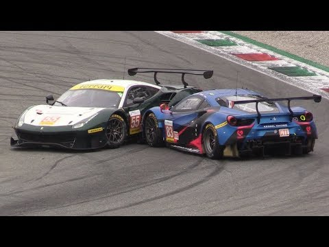 Crashes and Fails #23-May 2019-Monza Test & ELMS