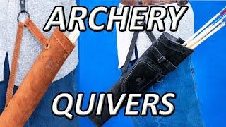 Inexpensive Archery Quivers