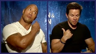 MARK WAHLBERGS Son PUNCHED The ROCK In The NUTS ★ Pain And Gain ★
