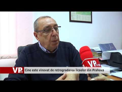 Cine este vinovat de retrogradarea liceelor din Prahova
