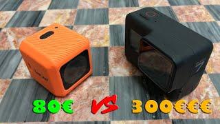 Runcam 5 Orange vs GoPro Hero 7 Black // Does the Runcam have any chance?