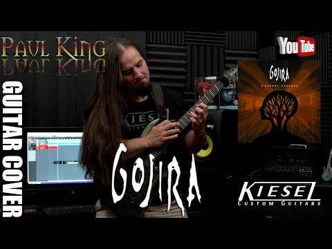 Paul King - Gojira - The Gift Of Guilt [ Guitar Cover ] By: Paul King