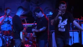 "Bayside ""Dear Tragedy"" Live @ Marquee Theatre (w/ Alkaline Trio), Tempe, AZ 4/28/13"