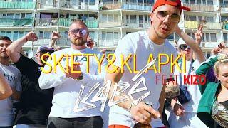 Kadr z teledysku Skiety&Klapki remix tekst piosenki Kabe