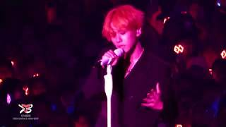 190719 Baekhyun 백현 - UN Village  - EXO PLANET#5 - EXplOration In Seoul [직캠]