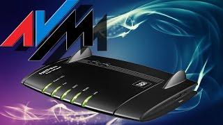 Hardware - AVM FRITZ!Box 7330 SL Wlan Router
