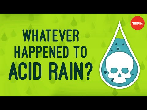 Is Acid Rain Still a Problem?