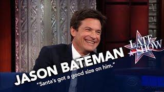 Yes, Jason Bateman, There Is A Santa Claus