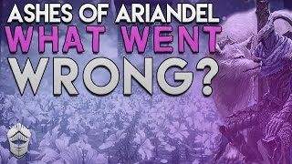 Ashes Of Ariandel - What went wrong?