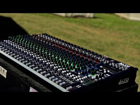 Alto Professional Live 2404 Mixer Right Main Mix Output Problem
