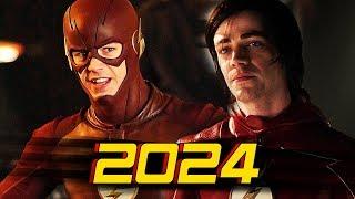 ТРАГИЧНАЯ ИСТОРИЯ ФЛЭША 2024 [Теории + Разбор] / The Flash