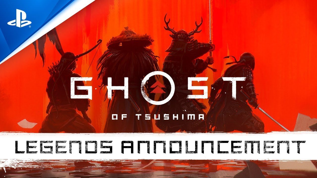 Ghost of Tsushima: Legends coming to PS4 Fall 2020