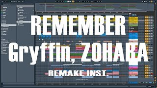 Gryffin With ZOHARA   Remember Instrumental Remake
