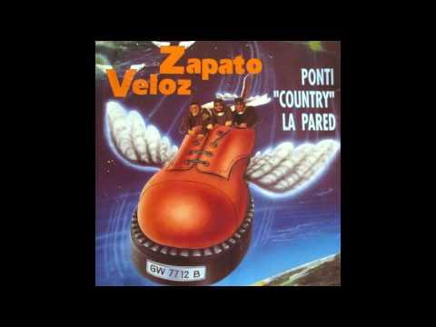 07 Zapato Veloz - Tractor Amarillo - Ponti Country La Pared