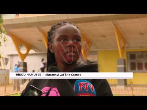 EMPAKA Z'OKUBAKA: Ttiimu y'eggwanga eyolekedde South Africa