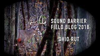 SOUND BARRIER FIELD BLOG 2018: Ohio Rut