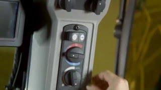 Cat® K Series Large Wheel Loader Operator Training - Operator Controls