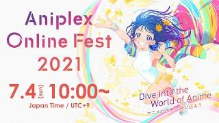 Aniplex Online Fest Balik Lagi! Siapa Saja Bintang Tamunya?