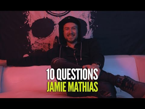 10 questions with Jamie Mathias | BULLET FOR MY VALENTINE