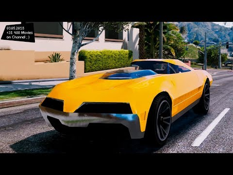 Hot Wheels - Muscle Speeder 2017 1.0 Grand Theft Auto V M.G.V.A. MODs Gta5-mods