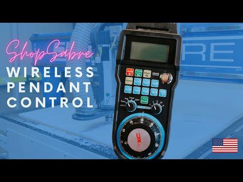 ShopSabre Wireless Pendant Controlvideo thumb