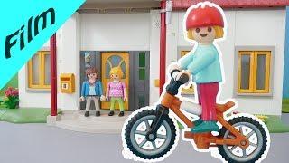 Playmobil Film deutsch ✔Jule lernt Fahrrad fahren. Oder doch nicht?