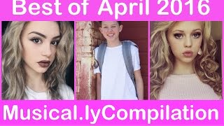 The Best musical.ly Compilation of April 2016 | Top musically