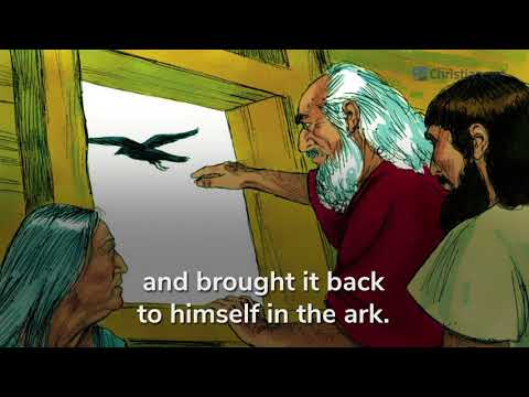 Genesis 6: Noah's Ark (The Flood Part 2) | Bible Stories