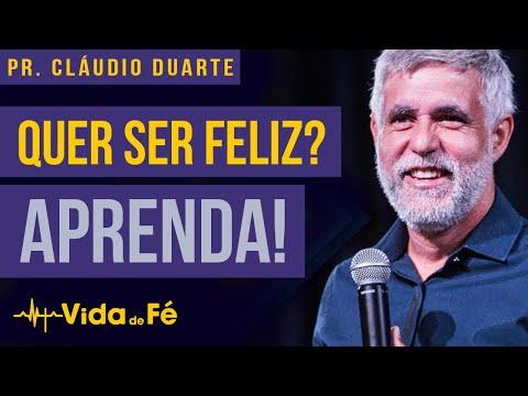 Cláudio Duarte - QUER SER FELIZ?