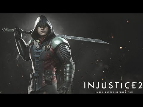 Injustice 2 (PS4) Scarecrow HARD Battle Simulator-No Matches Lost