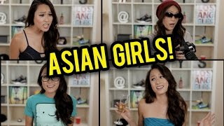 18 TYPES OF ASIAN GIRLS - Video Youtube