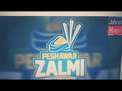 Peshawar Zalmi New Song Psl 4 2019