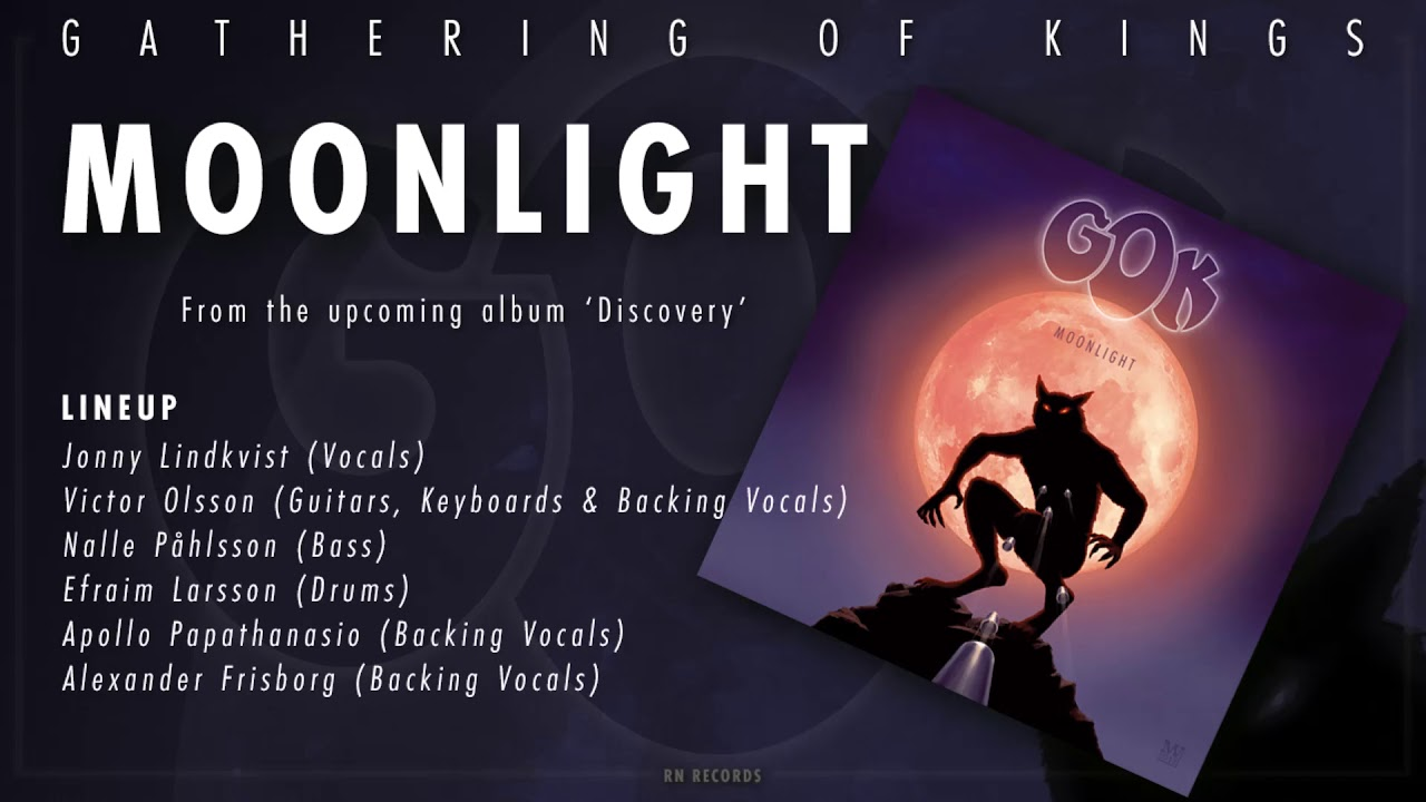GATHERING OF KINGS - Moonlight