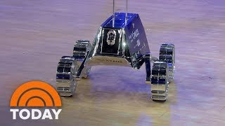See Google XPRIZE Rovers That Could One Day Explore The Moon | TODAY