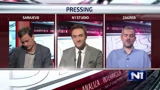 N1 Pressing: Nino Raspudić I Marko Tomaš (17.10.2018.)