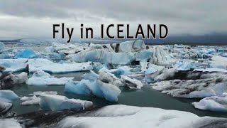 Fly in ICELAND