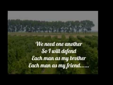 THE LETTERMEN - NO MAN IS AN ISLAND