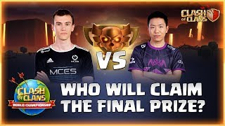 Clash of Clans World Championship Finals - Day 3 Livestream