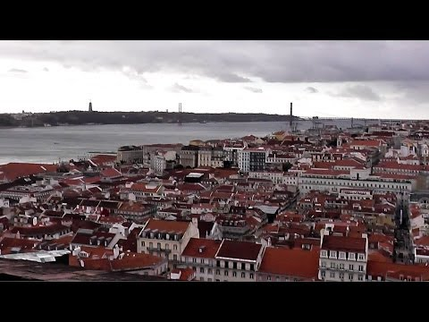 Lisbon VLOG - Arrival, siteseeing & food