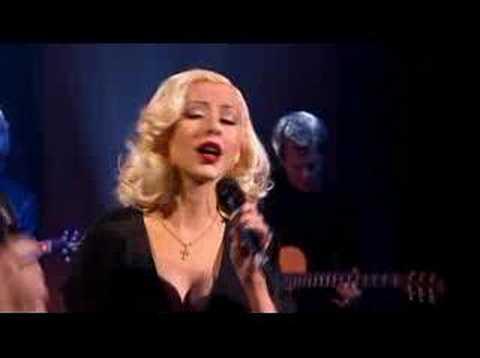 Interpretación De Andrea Bocelli y Chirstina Aguilera