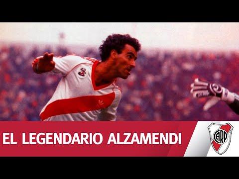 Antonio ALZAMENDI, goles para la historia