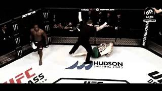 Подборочка смачных нокаутов в MMA/UFC