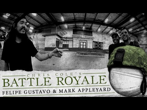 Mark Appleyard & Felipe Gustavo - Battle Royale